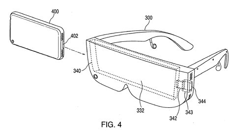 iSpecs: Apple to design 3D glasses to watch films on the