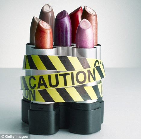 Image result for the dangers of makeup products