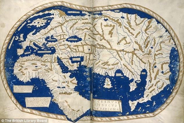 Henricus Martellus World Map