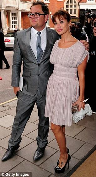 David Walliams And Lara Stone Get Married In Lavish