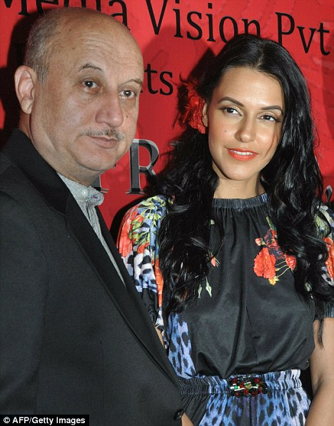 Cast: Indian Bollywood actors Anupam Kher and Neha Dhupia are to play the Fuhrer and Eva Braun in the new film