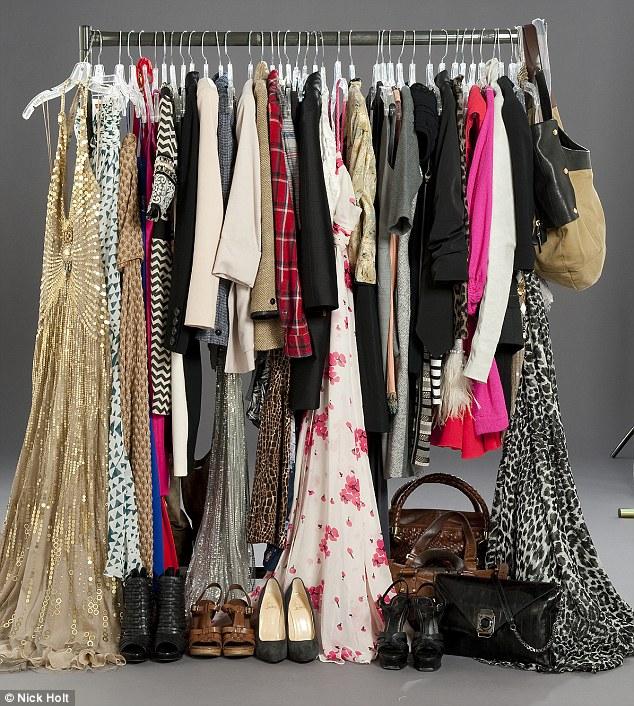 wallpapers coy designer clothes rack