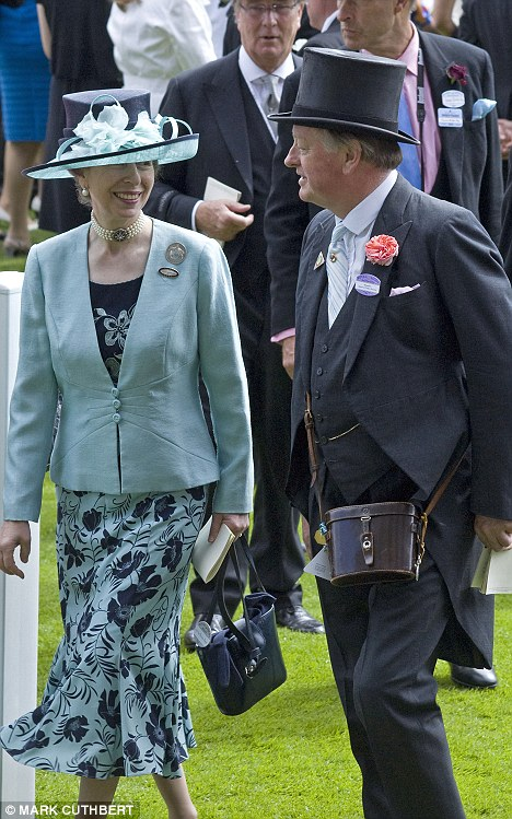 Royal merrygoround Is Princess Anne back with Camillas