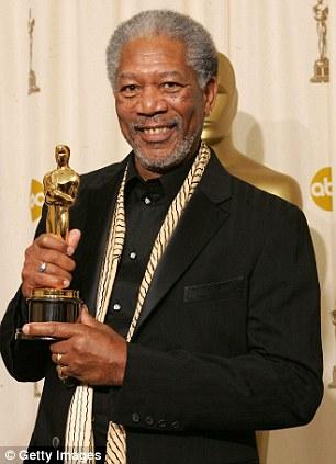 Risultati immagini per Morgan Freeman