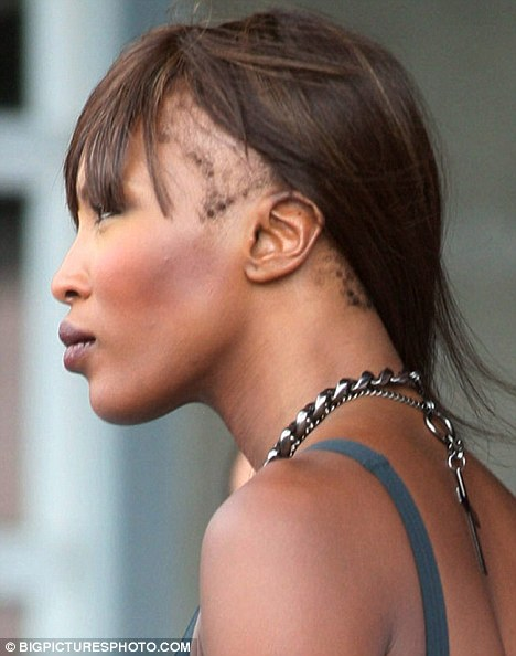 Image result for naomi campbell edges