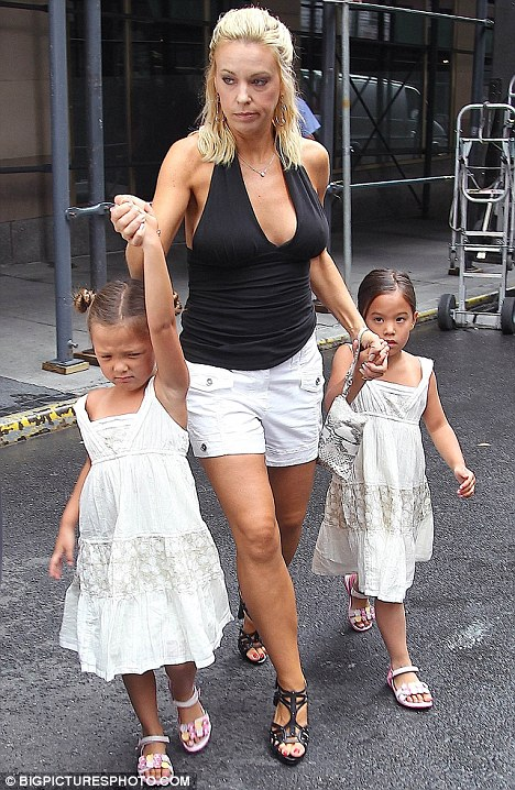 Kate Gosselin Has A VERY Bad Hair Day Daily Mail Online