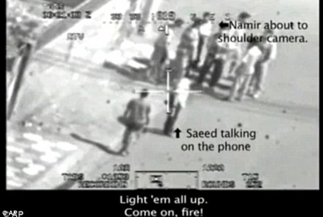 In April, Wikileaks published extracts from this 2007 video showing U.S. soldiers gunning down civilians in Baghdad. It is believed to have been leaked by an intelligence analyst named Bradley Manning