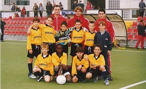 La storia dell'infanzia di Mario Balotelli, oltre a fatti di biografie indicibili