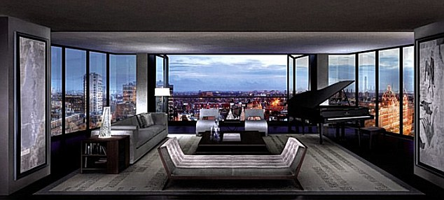 The 140m flat Worldrecord price for Central London