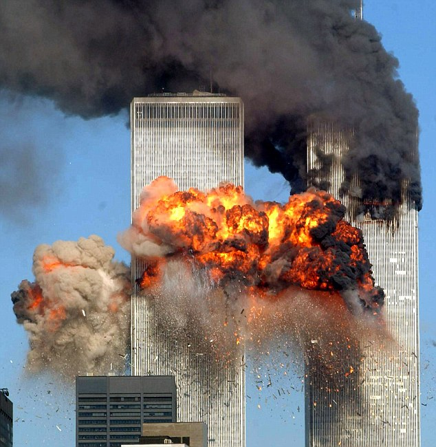 Almost 3,000 people died on September 11, 2001, after Muslim hijackers flew two hijacked jetliners into the centre's Twin Towers