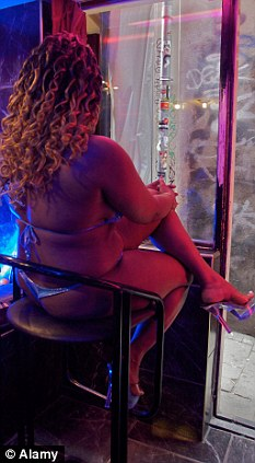 Councils pay for disabled to visit prostitutes and lap