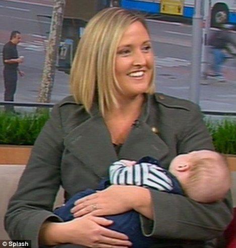 Jamie Ogg miracle baby