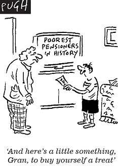 Pensions payouts shrinking as annuity rates nose-dive