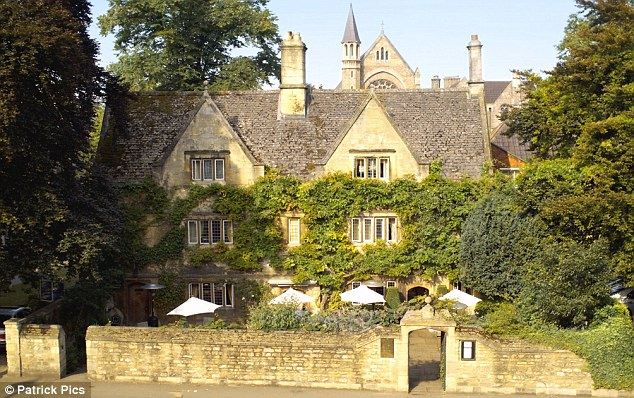 Hotel Review An Inspector calls at the Old Parsonage Hotel Oxford  Daily Mail Online