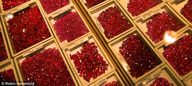 The Curse Of The Blood Rubies Inside Burmas Brutal Gem