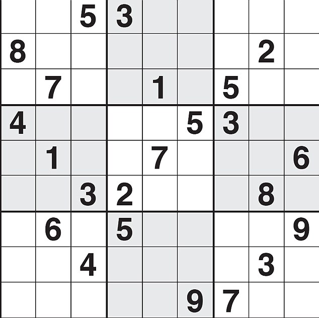is sudoku more than
