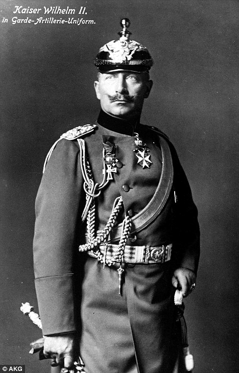 Teutonic overlord: Kaiser Wilhelm's African colonies held death camps