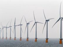 Wind farm power twice as costly as gas or coal | Daily ...