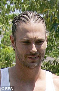 Johnny Depp Joins The Braid Y Bunch On The Set Of The