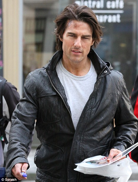 Mission Impossible 4 Ethan Hunt Jacket