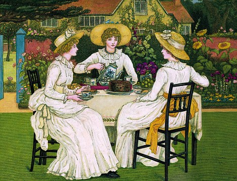 The story of 19th century empire: Behind the modern British cup of tea lies the high politics of Victorian Britain