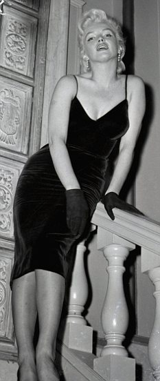 Marilyn Monroe: She had just finished filming Some Like It Hot and told one of the Tiffany producers she wanted the role of Holly Golightly