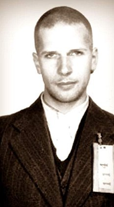 Gudrun Burwitz is fighting to keep Klaas Carel Faber (above), 89, from being extradited back to his homeland from Germany