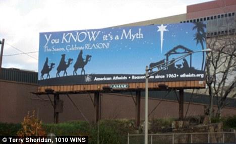 You know it's a myth. This season, celebrate reason!