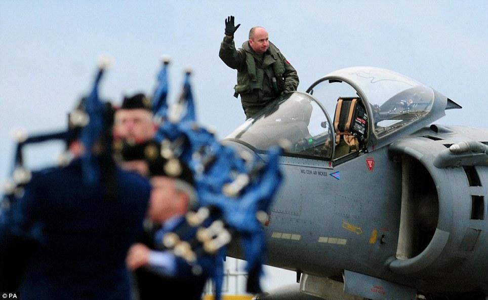 RAF Harrier