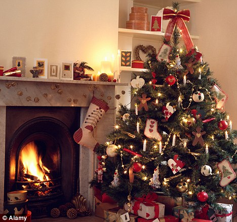 Why Staring At A Live Christmas Tree Relieves Festive