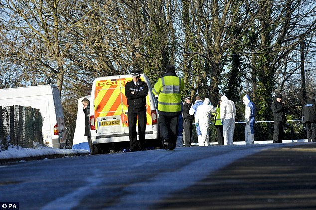 Police are expected to continue their fingertip search in the Longwood Lane area throughout today