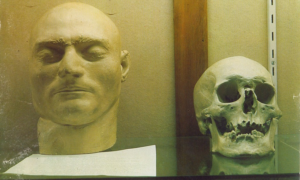 Is This The Skull Of Ned Kelly Or Jack The Ripper? DNA