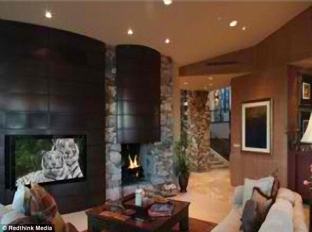 Steven Seagals new 35m home  a sneak peek inside