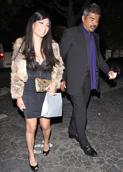Newly Single George Lopez Steps Out With Mystery Lady