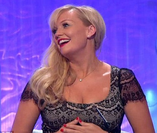 Beaming Emma Bunton Made The Announcement That She Was Engaged To Long Term Partner