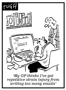 Patients told not to come to surgery instead email your GP