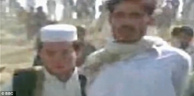 Charges: Khyyam was marched in front of hundreds of villagers in Dashte Archi, Afghanistan, before they hurled rocks at his head and body