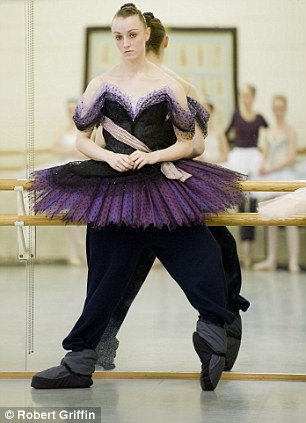 Gene International Ballet Competition Behind scenes at X