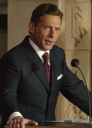Dear leader: David Miscavige, Chairman of the Board of the Religious Technology Centre and leader of the Scientology religion, is accused of hitting youngsters