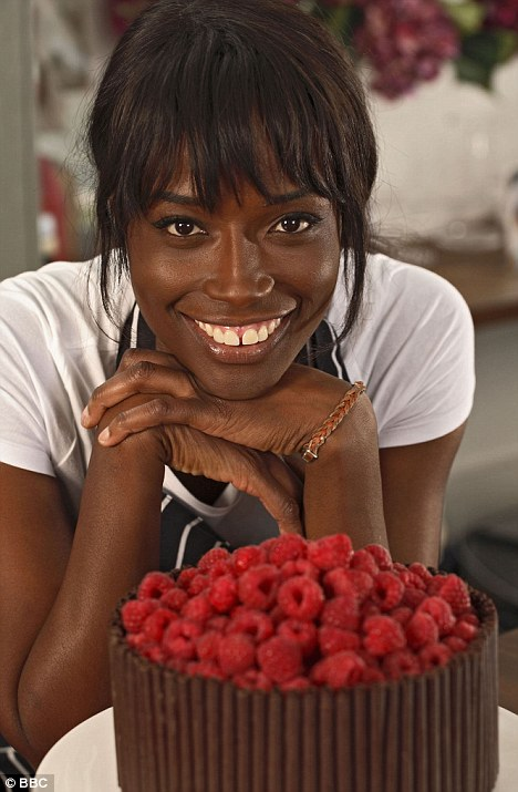 From the catwalk to TVs Queen of Cakes Lorraine Pascale tells her inspiring story  Daily Mail