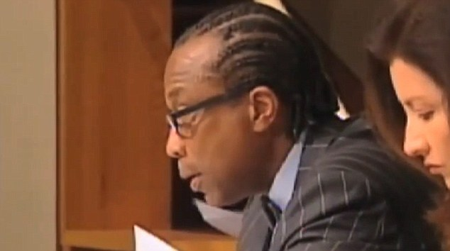 Rage: Dallas County Commissioner reacted strongly towards being referred to as 'Chief Mullah' by a local tea party member, eventually telling several citizens to 'go to hell'