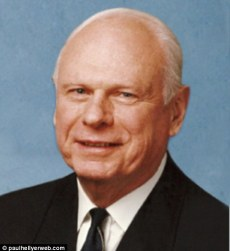 Paul Hellyer: The ex-Canadian Minister of National Defense says he is convinced that UFOs are real and alleges the U.S. has covered up information on them