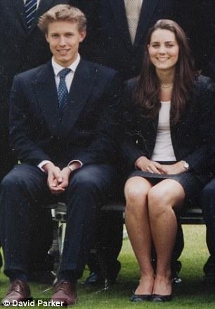Kate's first love: Willem Marx was her boyfriend at Marlborough