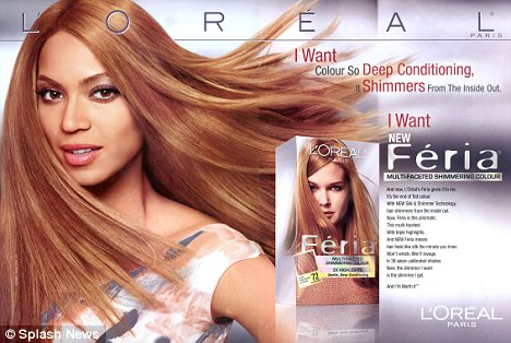 Is She Worth It LOreals Feria Ambassador Beyonce