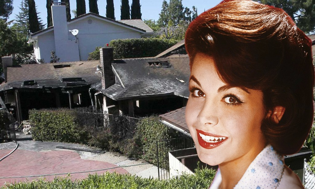 Disney Mouseketeer Annette Funicello rushed to hospital