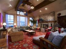 Camille and Kelsey Grammer finally sell their ski chalet ...