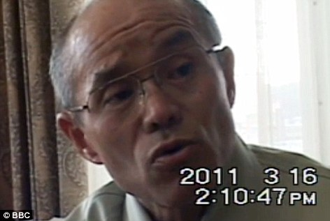 'We've been left to die': Minamisoma's mayor Katsunobu Sakarai told the BBC his people felt alone and in danger