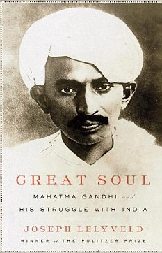Controversial: The new book outlines many details of Gandhi's sexual behaviour, including allegations he slept with his great niece
