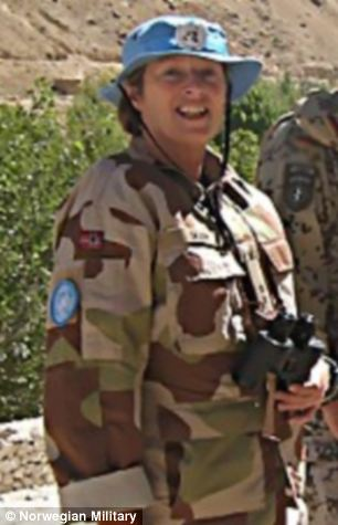 Victim: The first named victim is 53-year-old Norwegian pilot Lt. Col Siri Skare who was working as a UN military advisor in the country
