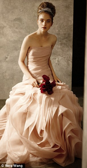 Bridezilla on a budget The wedding dress designers marrying high style with low prices  Daily